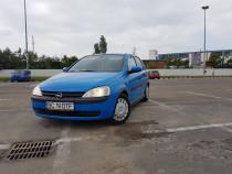 Opel corsa C 4 uși AC distribuție schimbata