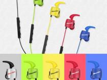 Casti Bluetooth Bluedio TE Sport In-Ear Rezistente la ploaie