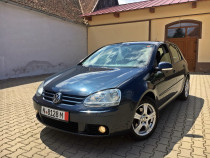 Vw golf 5 1.9 tdi model goal 6+1 trepte