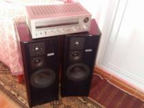 Amplificator Technics SA-202 + boxe