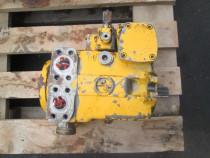 Pompa A11VG50ES11 de la un finisor de asfalt