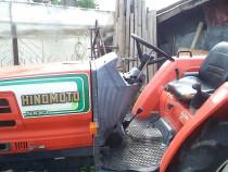 Tractor japonez hinomoto nx 23