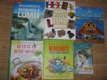 Reader*digest,6 volume,noi,raritati,cadouri,minuni,calatorii