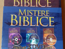 Colectie DVD-uri originale Discovery - Mistere Biblice