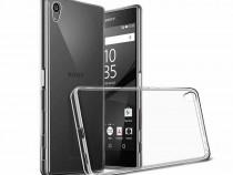 Husa Silicon Sony Xperia Z5+ Clear Ultra Thin PRODUS NOU