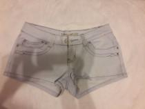 Pantaloni scurți dama Mini Bleu!