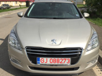 Peugeot 508 1.6l turbo import dubai unicat in țara