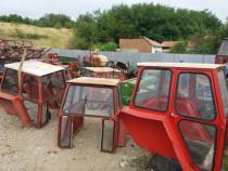Cabina tractor cu doua usi ca noua universala