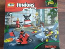Lego Ninjago Juniors 10739 - Atacul rechinului - nou,sigilat