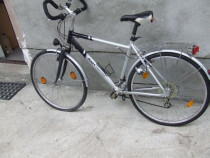 Bicicleta barbati mars trekking aluminiu 28` cu acte