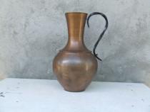 Vaza de cupru impecabila cu factura