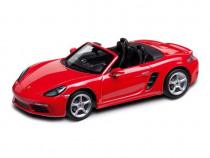 Macheta Porsche 718 Boxter S Rosu Oe Porsche