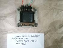 Transformator electric 380 V x 24Vx160W.
