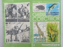 Ghid vechi de colectie muzeul Grigore Antipa mamifere zoo
