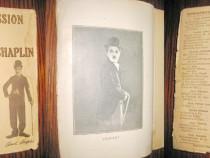Carte Pasiunea lui-La Passion de Charlie Chaplin anii 1920.
