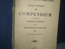 J.blockx-compendium 1922-artisti pictori amatori de tablouri