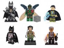 Figurine tip lego eroi dc parademon arkham batman black adam