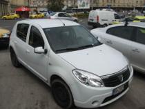 Dacia Sandero, 2011, alb, impecabil + cadou la pretul afisat