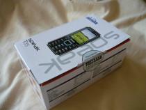 Telefon nou cu 2 cartele și ecran mare, garanție 2 ani