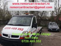 Platforma asistenta rutieraTractare auto moto utilaje ieftin