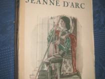 Jules Michellet-Jeanne d' Arc Libraria Grund Paris anii 1920