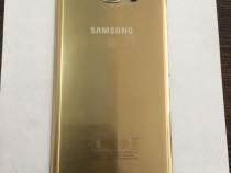 Capac baterie samsung s7 edge gold original