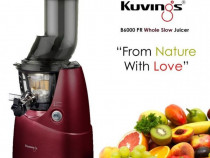 -35 % Reducere, Kuvings b6000pr,storcator/melc,fructe-legume