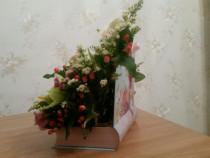Aranjamente florale speciale pentru persoane speciale