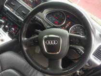 Volan padele airbag pasager cortina scaun genunchi Audi Q7 4