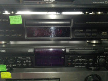 Combi cd player&md rec Lifetec