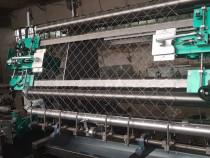 Masina de impletit plasa de gard