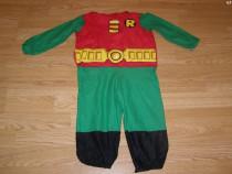 Costum carnaval serbare robin pentru copii de 2-3-4 ani