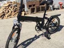 Bicicleta electrica e-go! st-tropez, 20 inch, cadru din alum