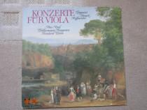 Vinil Paganini,Stamitz,Hoffmeister- Konzerte Für Viola- Atar