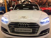 Masinuta electrica Audi S5 | 2x35W | 12V | MP3, 2xUsi,