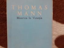 Moartea la Venetia-Thomas Mann