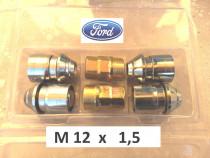 Piulite antifurt Ford pt jante Originale model cu saiba rota