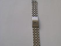 Curea metalică ceas bărbătesc, vintage