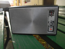 Vintage 1970's radio cu tranzistori Ion-ga fabricat in URSS