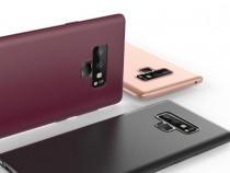 Samsung Note 9 - Husa X Level Ultra Slim Silicon Neagra