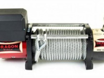Troliu dragon winch hd 13000 lbs (trage 5897 kg) 24 v