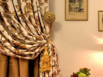 Confectionez draperii, perdele, aranjamente clasice, drapaje