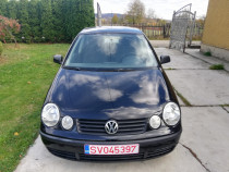 VW Polo 1.9 diesel Aer Conditionat 2003