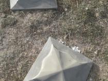Pălărie stâlp beton