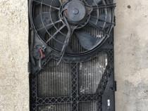 Radiator apa cu electroventilator de ford transit 2.0