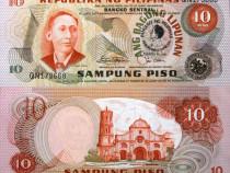Lot 4 bancnote FILIPINE 1981-2014 - unc