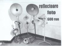 Reflectoare salon foto