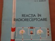 Carte Reactia in radioreceptoare si televiziune