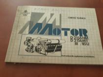 Carte tehnica motor D2156HM si D2156MT 81 /85 U