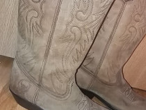 Ciocate/ Cizme/ghete Malmo boots, marimea 41, din piele into